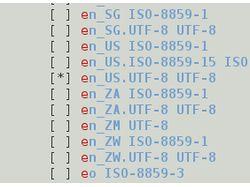 Устновка графической оболочки X-Window