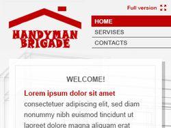 Мобильная версия Handyman Brigade