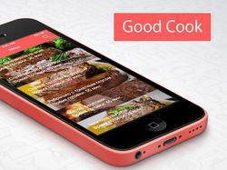 Мобильное iOS приложение для Good Cook