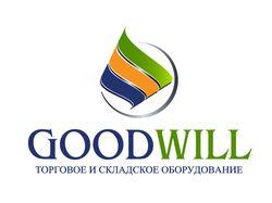 """Логотип торговой компании """"Goodwill"""""""