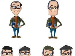 Фирменный персонаж