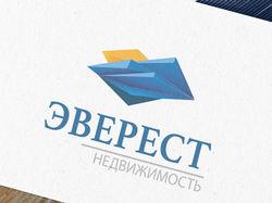 """Разработка логотипа, фирменного стиля АН """"Эверест"""""""