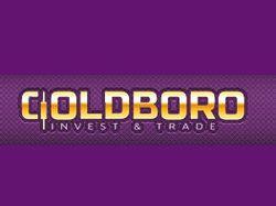 HTML верстка главной страницы онлайн брокера GoldB