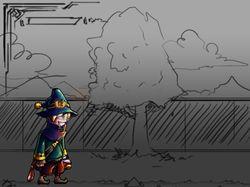 разработка игрового персонажа