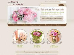Fleurs du Marche