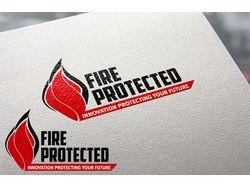 Логотип агентства пожарной безопасности