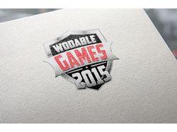 Логотип для чемпионата Wodable