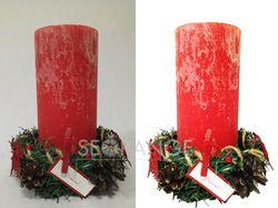 Обработка фото свечей для интернет-магазина