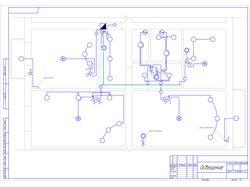 Разработка и расчет схемы электроснабжения