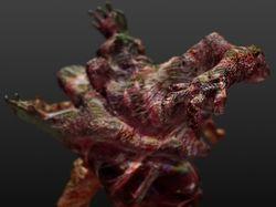 3D заготовки персонажей 3 Монстр