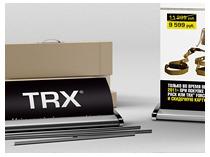 TRX – Дизайн ролл-апа