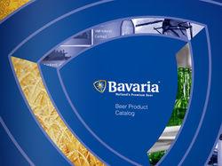 Bavaria – Дизайн каталога