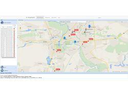 Создание системы GPS мониторинга