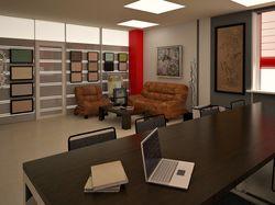 Офис студии оформления