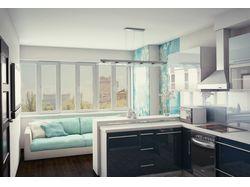 визуализация интрерьера квартиры
