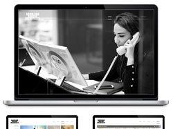 BK Architects - сайт архитектурного бюро