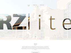 RZL - сайт агентства недвижимости