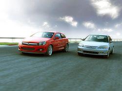 DragRace Honda Civic VS Opel Astra