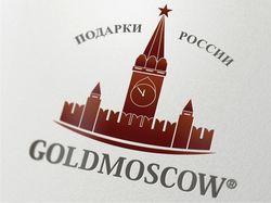 Goldmoscow фирменный стиль