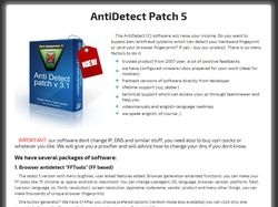 AntiDetect Patch