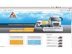 Сайт для компании Teplodomys