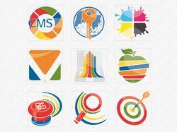 Иконки для веб-агентства