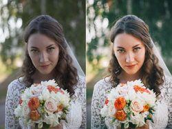 Свадебная фотография: конвертация