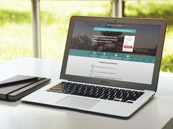 Дизайн лендинга для вебинара по работе с Китаем