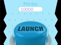 Plinko - игра на HTML5 (Canvas-WebGL) и JavaScript