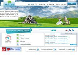 Корпоративный сайт - студенческий портал