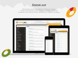 Statok - Рейтинг мобильных сайтов