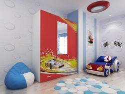 Дизайн современной квартиры в Италии, Римини.