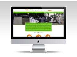 Дизайн сайта по продаже камней