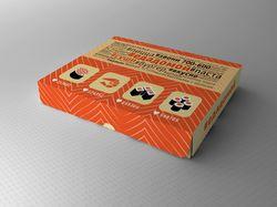 Логотип, упаковка, наклейки