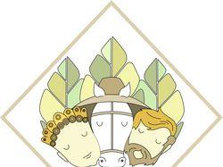 """Логотип """"Джо & Санчес"""""""