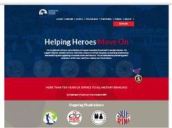Сайт про ветеранов