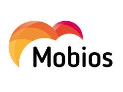 Логотип для интернет-магазина электроники Mobios.