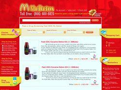 Mcdetox магазин по продаже мед. препаратов