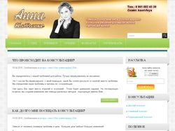 Анна Святченко » блог психолога