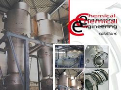 Chemical engineering solution . Catalog. First pag