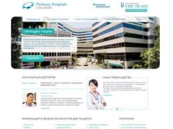 Parkway Group Healthcare Singapure