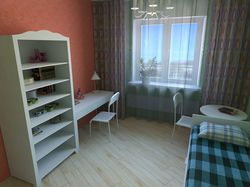 Интерьер типовой комнаты