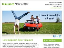 Письмо Insurance (adaptive)