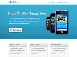 Письмо Mailblue (adaptive)