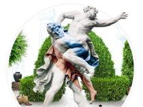 Sculptris – Логотип и дизайн сайта для скульптора