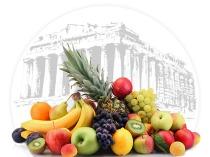 Доставка фруктов из греции