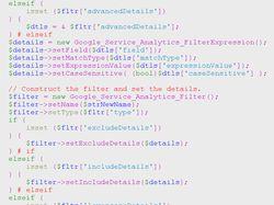 Analytics API. Копирование фильтров между акками