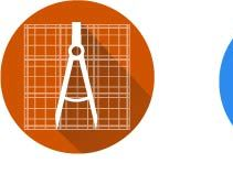 набор иконок для электро инженерии