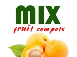 этикетки для фруктового компота