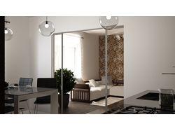 interior of Kharkov flat